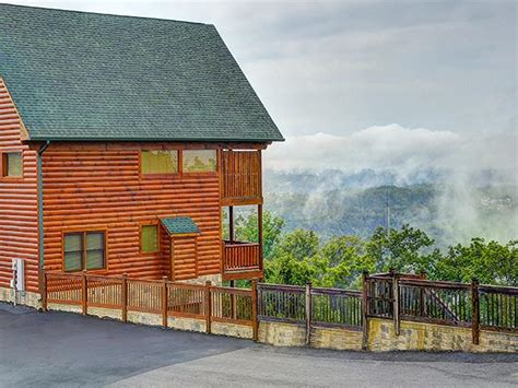 heavenly view 4 br outrageous cabins sevierville tn