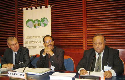 chambre nationale des huissiers de justice annonce quatre pays de quatre continents rejoignent l uihj lors du