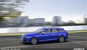 the new audi s4 sedan and avant audiworld