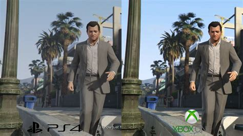 Xbox One Gta V gta v ps4 vs xbox one 1080p and screenshot