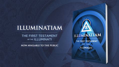 illuminati website illuminatiam the testament of the illuminati official