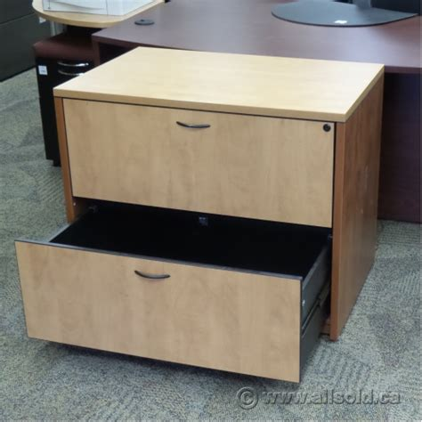 maple lateral file cabinet two tone maple 2 drawer lateral file cabinet locking