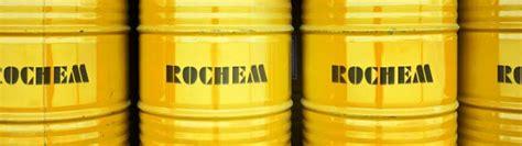 Rochem Fyrewash F1 chemicals