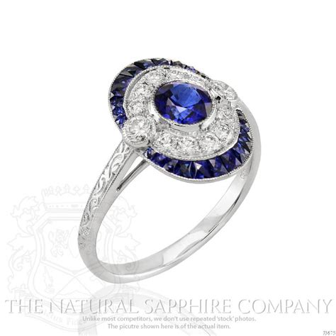 the top 15 vintage antique sapphire engagement rings