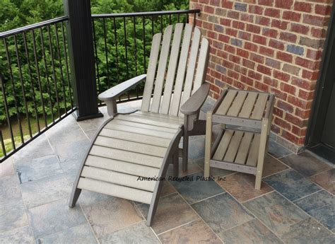 Shoreline Adirondack Chairs by Seashore Adirondack Chair Shoreline Style At American Recycled Plastic