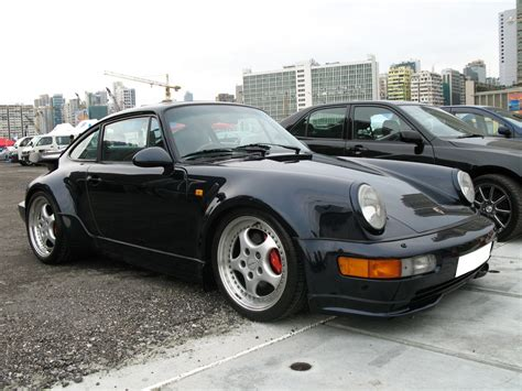 Mad 4 Wheels 1993 Porsche 911 964 Turbo 3 6 Best