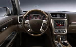 Chevrolet Acadia 2014 2014 Acadia Updates Changes Gm Authority