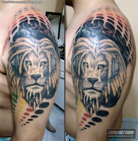 imagenes de leones tatoo tatuaje de animales leones auriculares