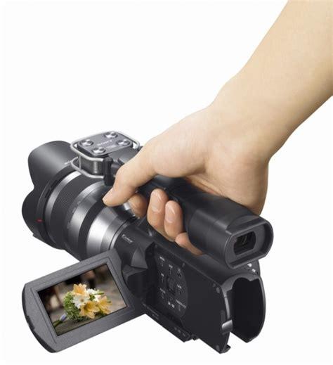 Lensa Sony Sel18200 sony nex vg10e handycam kualitas pro harga kuliahan jagat review