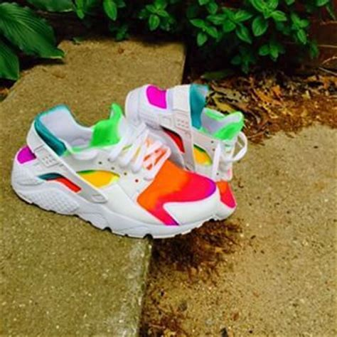 Traveling Shoes Rainbow 55 best images about huarache on nike huarache