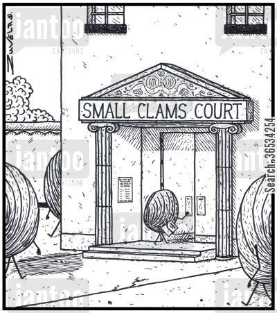 Small Claims Court Search Small Claims Court Humor From Jantoo
