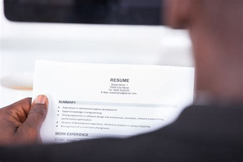 How Far Back Should You Go On A Resume