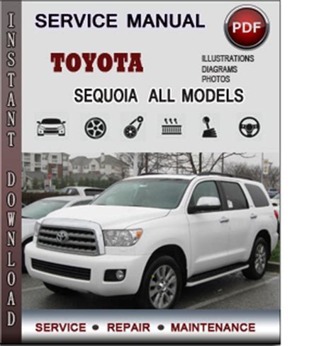 free car manuals to download 2012 toyota sequoia instrument cluster service manual free car manuals to download 2002 toyota sequoia free book repair manuals