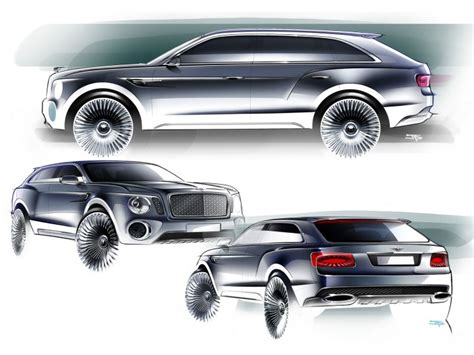 future bentley truck bentley exp 9 f concept car body design