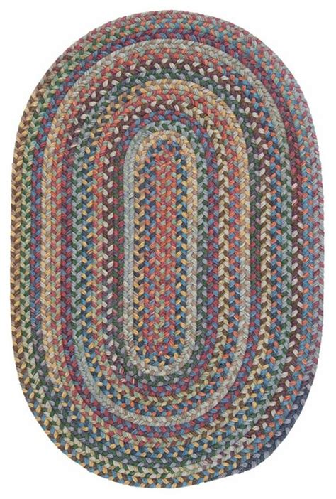 braided wool area rugs braided multi colored wool rug 12 rustica ru90 farmhouse area rugs by area rugs