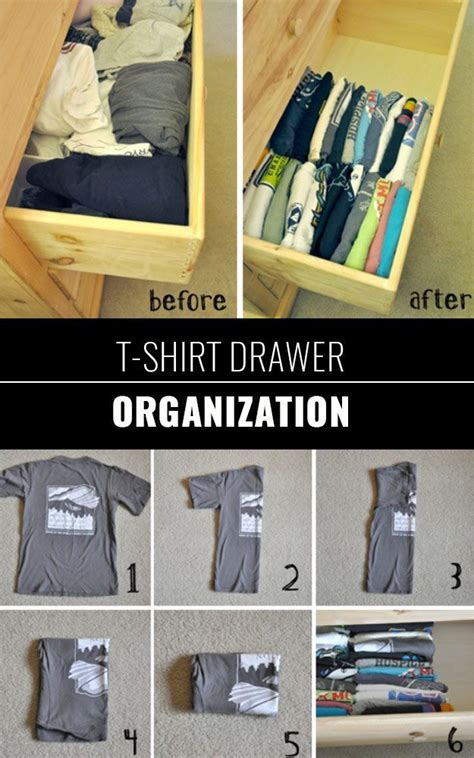 diy organization ideas for small bedrooms best 25 t shirt storage ideas on pinterest hanging shoe storage shoe storage