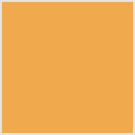 brown orange color f1a94e hex color rgb 241 169 78 orange sandy brown