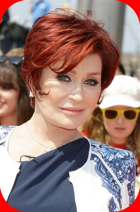 what is sharon osbournes hair cut called pinterest the world s catalog of ideas