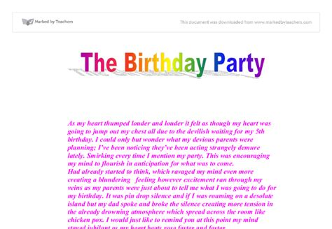 My Best Birthday Essay by My Birthday Celebration Essay Writefiction581 Web Fc2