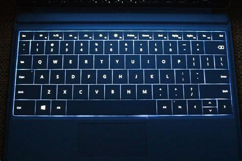 surface pro keyboard light kickstand and accessories the surface 3 review