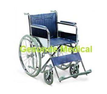 Gambar Dan Kursi Roda kursi roda standar ban hidup toko medis jual alat kesehatan