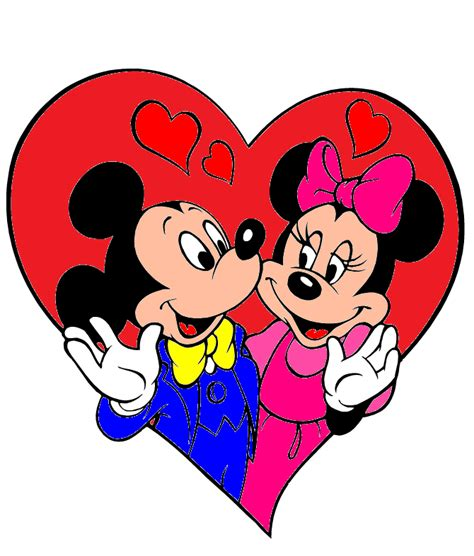 valentines mickey mouse mickey and minnie s picture by kirstydangermouse