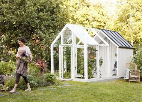 kekkila modular garden shed  greenhouse gardenoholic