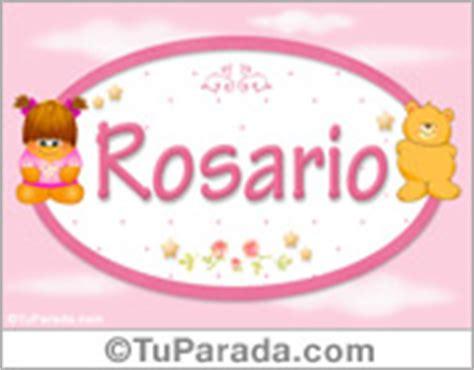 significado del nombre rosario origen nombres de nio rosario significado del nombre rosario nombres