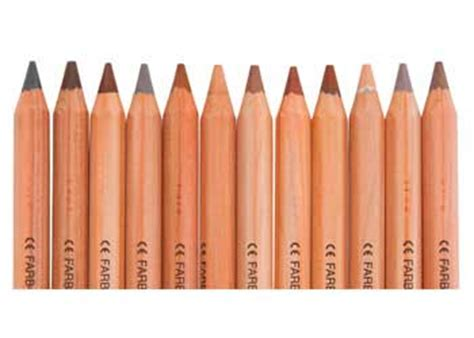 Lyra Color Skin Tone 12 lyra giants skin tones pencils pack of 12 mta catalogue