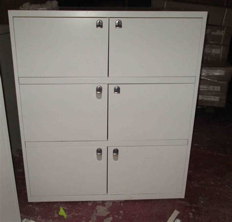 used metal storage filing cabinets lockers stoarge