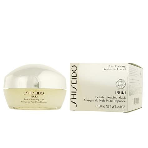 Shiseido Ibuki Sleeping Mask shiseido ibuki sleeping mask 80 ml ibuki