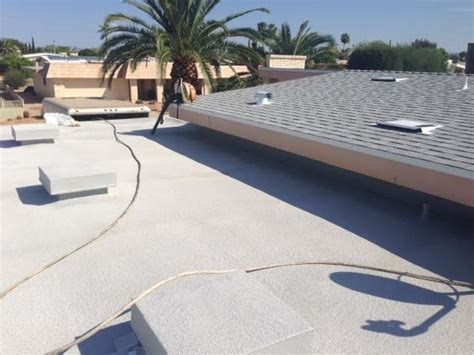 foam roof foam roofing services by allstate roofing