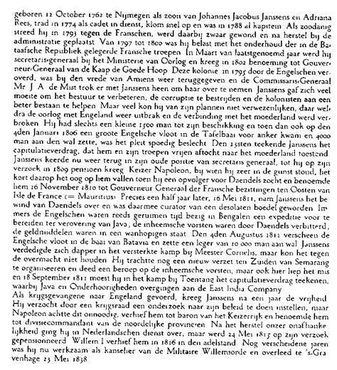 biography pattimura governors general dutch east indies aad arcengel engelfriet
