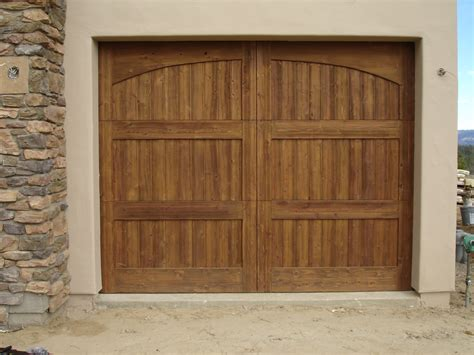Wooden Garage Doors Photos Luxury Wood Garage Door Best Tucson Garage Door Repair Custom Wood Garage Doors