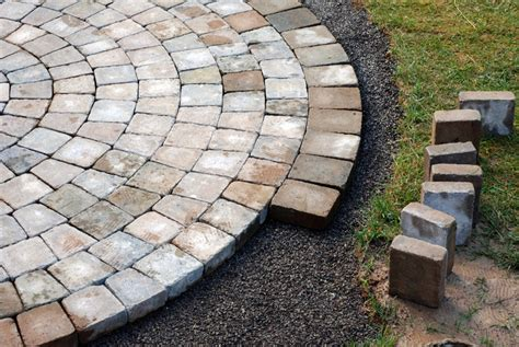 types of pavers for backyard landscaping your project loan