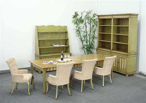 green dining room furniture of exemplary dining room set