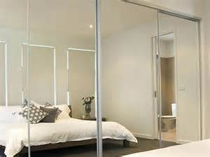Mirror Closet Doors For Bedrooms gold coast sliding wardrobe doors