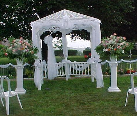 Backyard Wedding Gazebo Wedding Find Wedding Decorations Ideas Outdoor