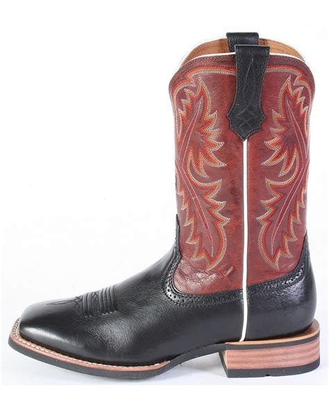 ariat quickdraw boots mens ariat 174 s quickdraw boots fort brands