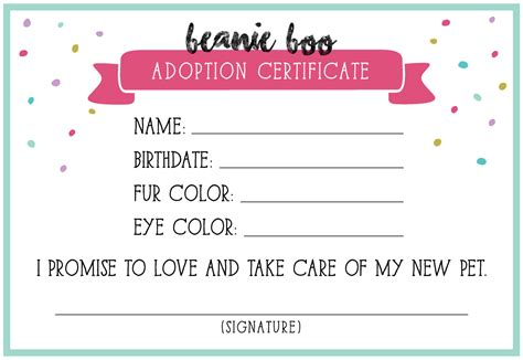 birth certificate letter of credit adoption certificate template choice image