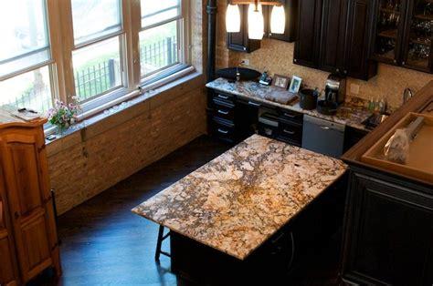Golden Mascarello Countertop by The Granite Gurus Slab Sunday Mascarello Granite
