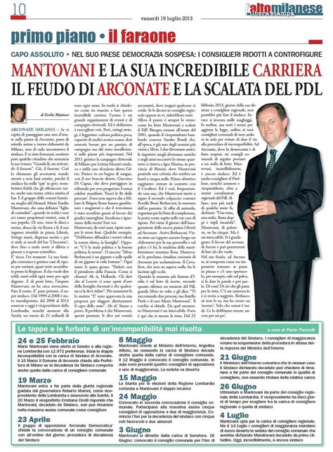 senatore mantovani l incredibile carriera di mario mantovani dal feudo di