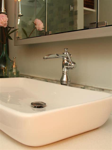 Bathroom Countertops Cheap by Cheap Ways To Freshen Up Your Bathroom Countertop Hgtv