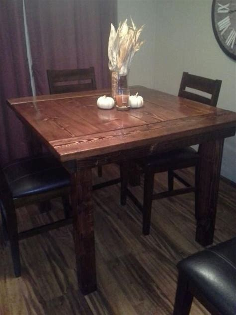 high pub dining table best 25 kitchen table ideas on