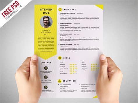 resume psd template rar cv psd template rar choice image certificate design and template