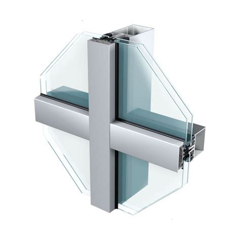 Curtain Wall Manufacturers 3d Aluminium