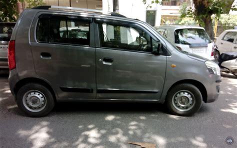 Maruti Suzuki Wagon R Cng Used Maruti Suzuki Wagon R Lxi Cng In Central Delhi 2013