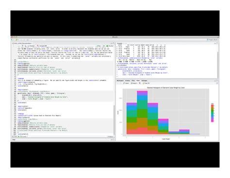 knitr tutorial latex integrating r knitr and latex via rstudio