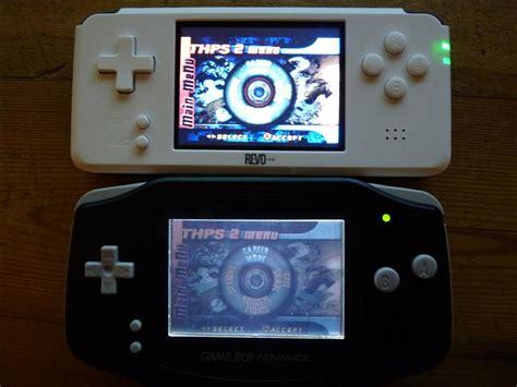 gameboy advance micro mods revo k101 a short review obscure handhelds