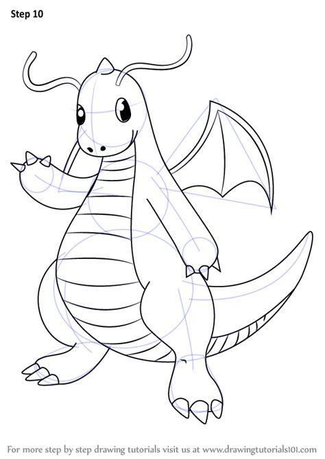 pokemon coloring pages dragonair pokemon dragonite coloring pages images pokemon images
